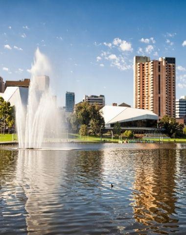Sprachaufenthalt in Adelaide Englishe lernen