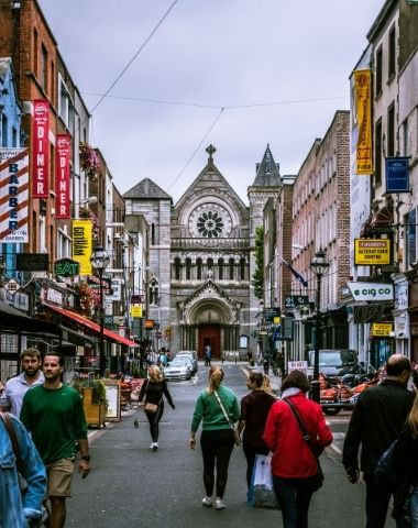Englisch lernen in Dublin mit fRilingue