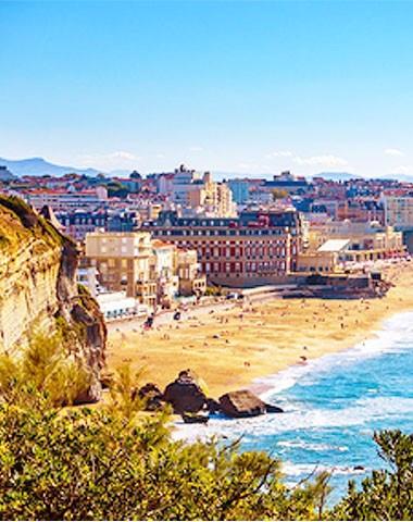 Französisch verbessern in Biarritz mit fRilingue