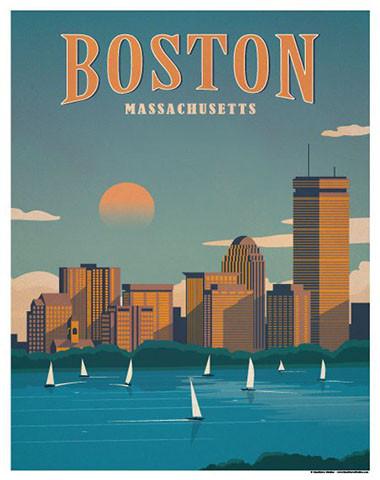In Boston mit fRilingue englisch verbessern