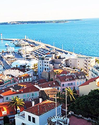 Sprachferien in Cannes mit fRilingue