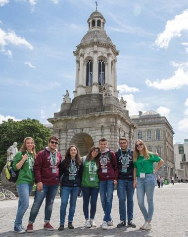 Sprachaufenthalt mit fRilingue in Cork