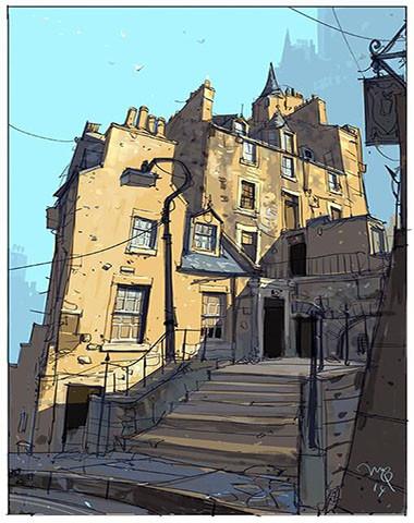 Sprachaufenthalt in Edinburgh mit fRilingue