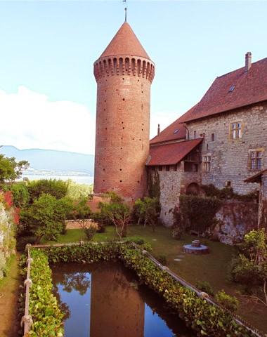 In Estavayer-le-Lac mit Frilingue französisch lernen