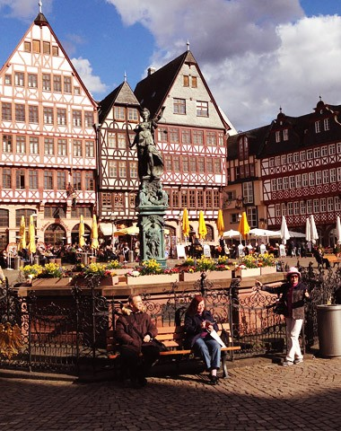 Séjours linguistiques Francfort Allemagne
