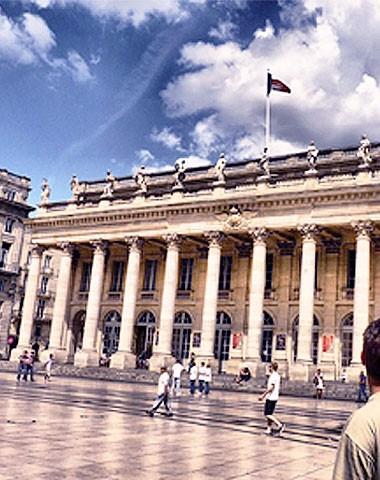 In Bordeaux mit fRilingue Französisch lernen