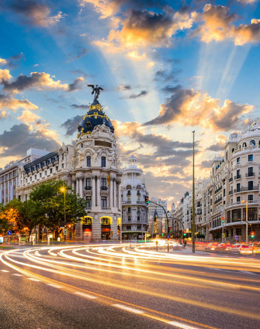 Spanischkurs in Madrid Spanien