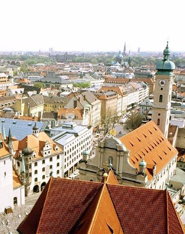 Cours d´allemand à Munich