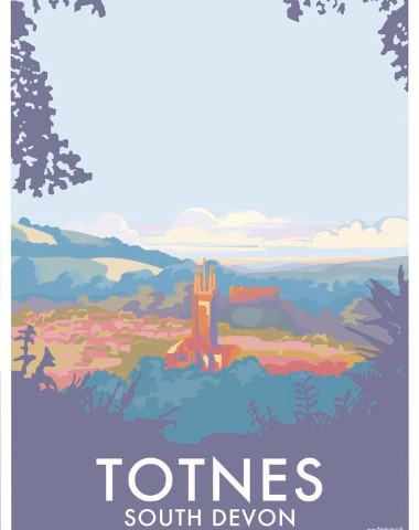In Totnes englisch lernen mit fRilingue