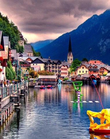 Lerne mit fRilingue in Österreich deutsch