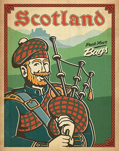 Englisch lernen mit fRilingue in Scotland