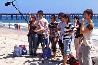California Cinema Camp in Las Angeles