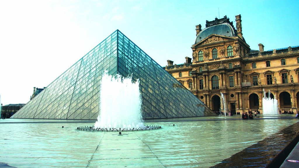 The_city_-_Louvre_Museum