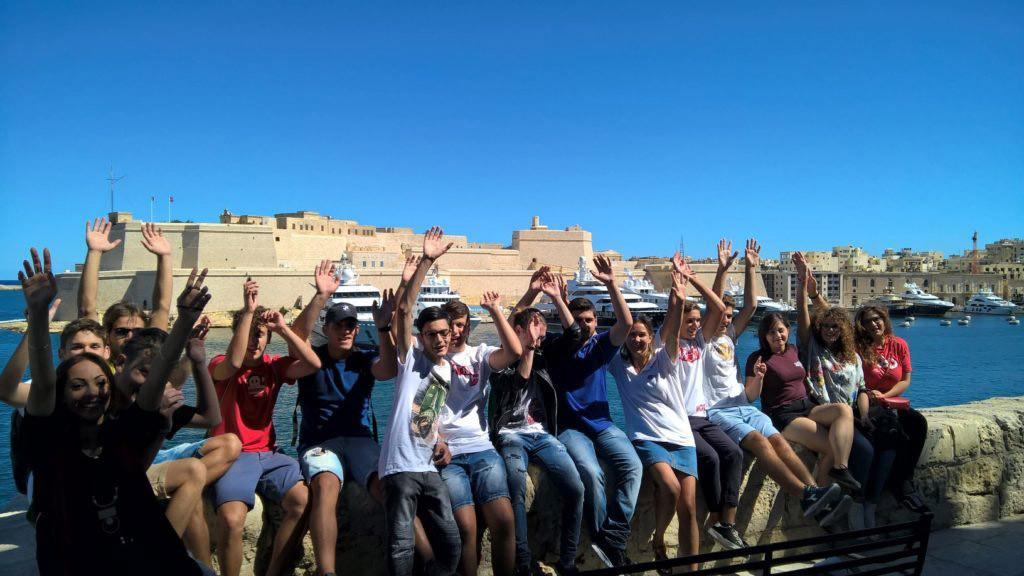 Sommercampus_-_Sprachaufenthalt_für_Jugendliche_-_Malta_-_Aktivitäten