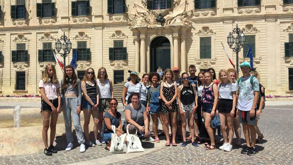 Sommercampus_-_Sprachaufenthalt_für_Jugendliche_-_Malta_-_Ausflüge