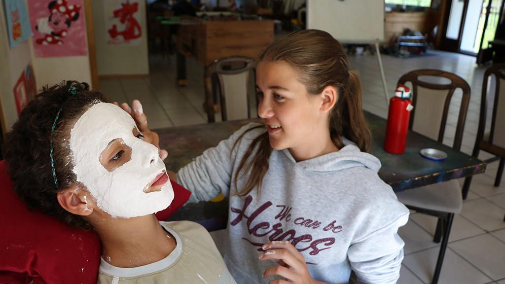 sprachcamp-sankt-bernhard-maske