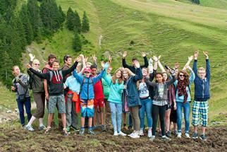 In Schwarzsee Sprachcamps machen mit Frilingue