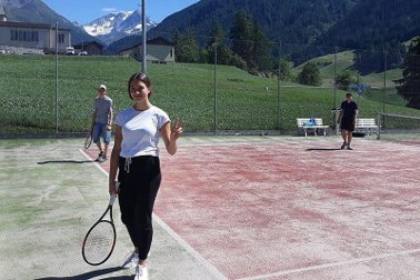 friLingue Open Tennis Camp