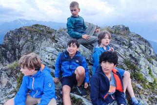 Abenteuer und Sport Camps