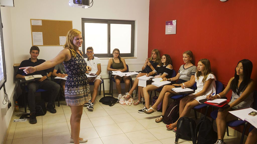 sprachaufenhalt-malta-unterricht