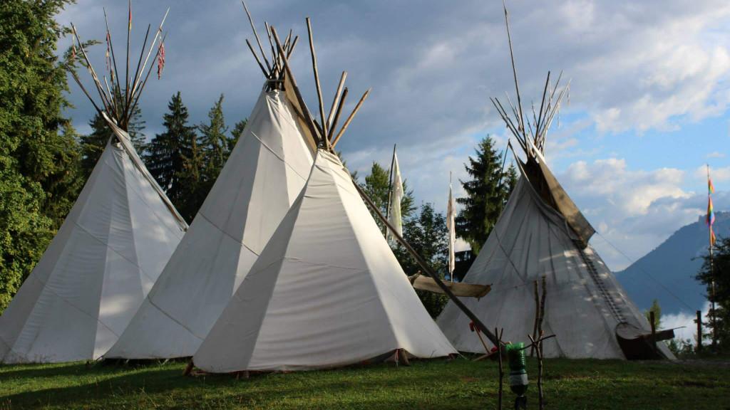 Indiancamp_zelt