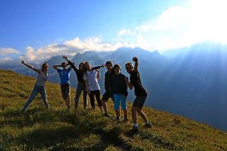 Überlebens- und Abenteuercamp mit Frilingue
