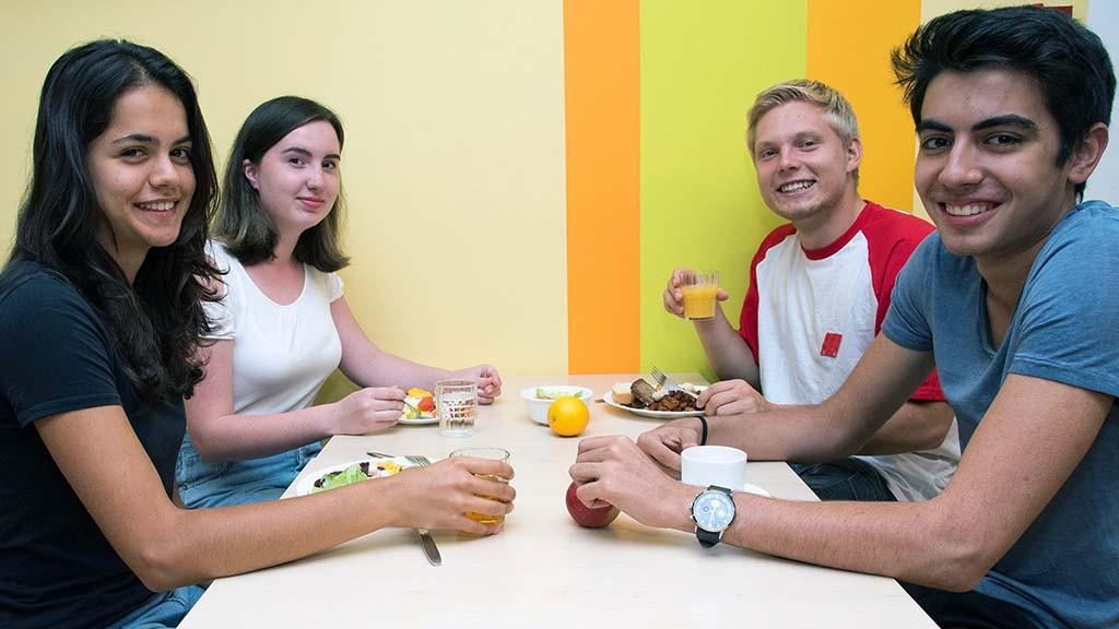 sejour-linguistique-allemagne-munich-juniors-lunch