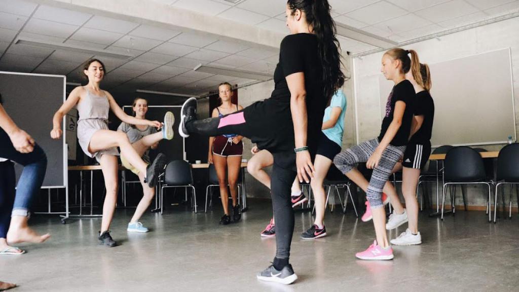 englischcamp-schwarzsee-dance