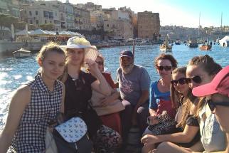 Englisch mit der Familie in Malta Sprachaufenthalt