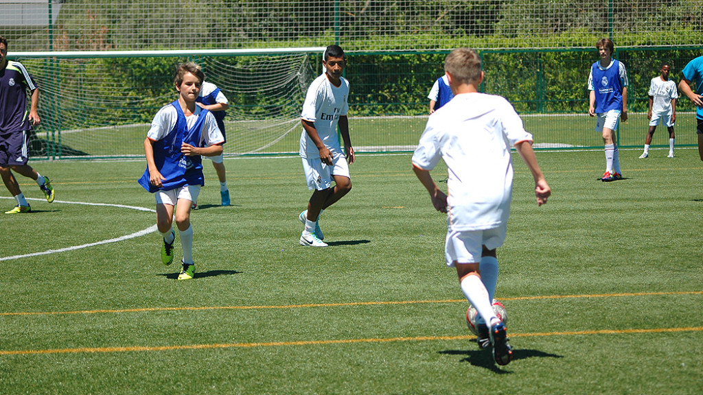 soccer-camps-spain-training