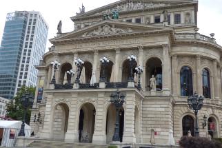 Cours d'allemand à Francfort Allemagne