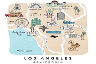 Englisch Sprachaufenthalt LA
